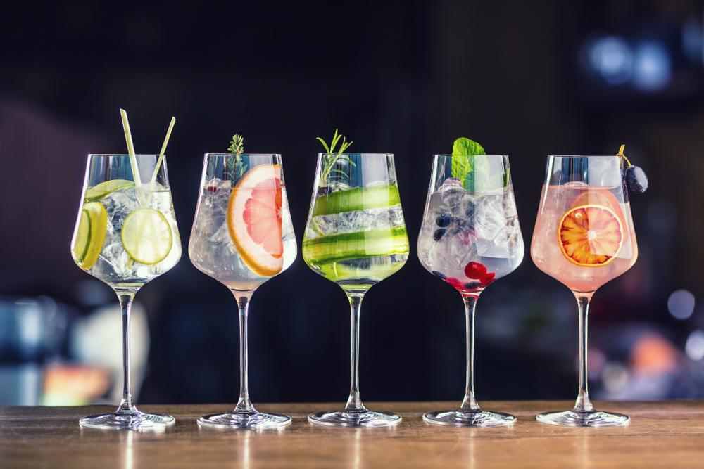 De bedste cocktails lige nu